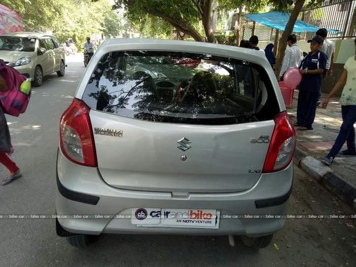 Used Maruti Suzuki Alto 800 LXI in New Delhi 2013 model