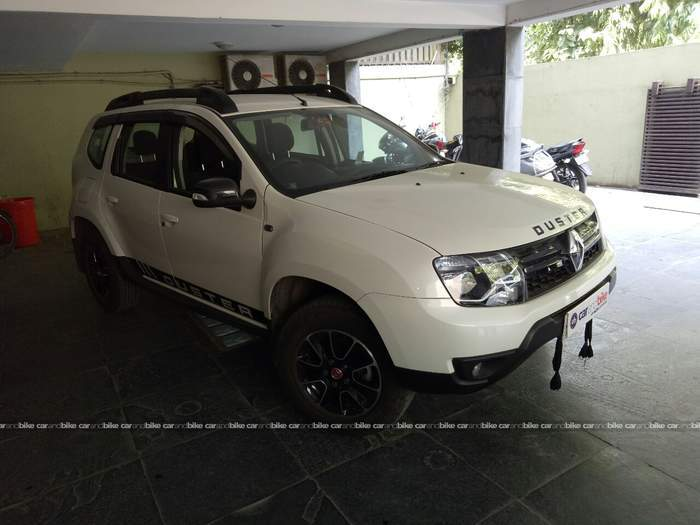 used renault duster petrol rxs cvt petrol in south delhi 2017 model india at best price id 17818. Black Bedroom Furniture Sets. Home Design Ideas