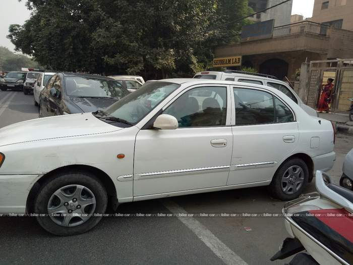 Used Hyundai Accent Executive in New Delhi 2011 model, India
