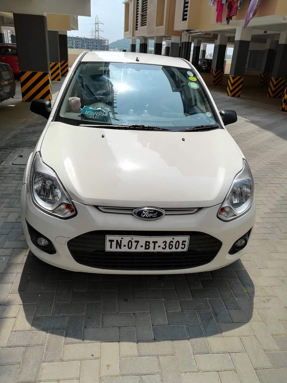 Ford Figo Diesel Car Price In Chennai