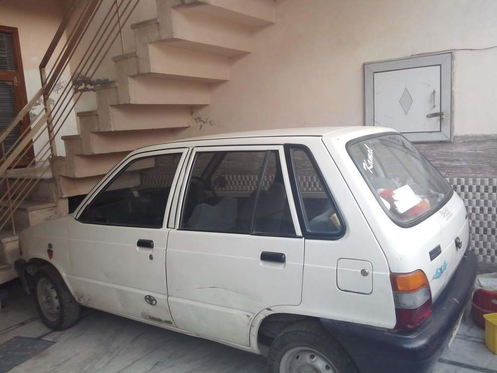 Used Maruti Suzuki 800 Ac In Ludhiana 2001 Model India At Best