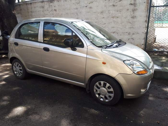 Used Chevrolet Spark 10 Ls In Bangalore 2009 Model India At Best