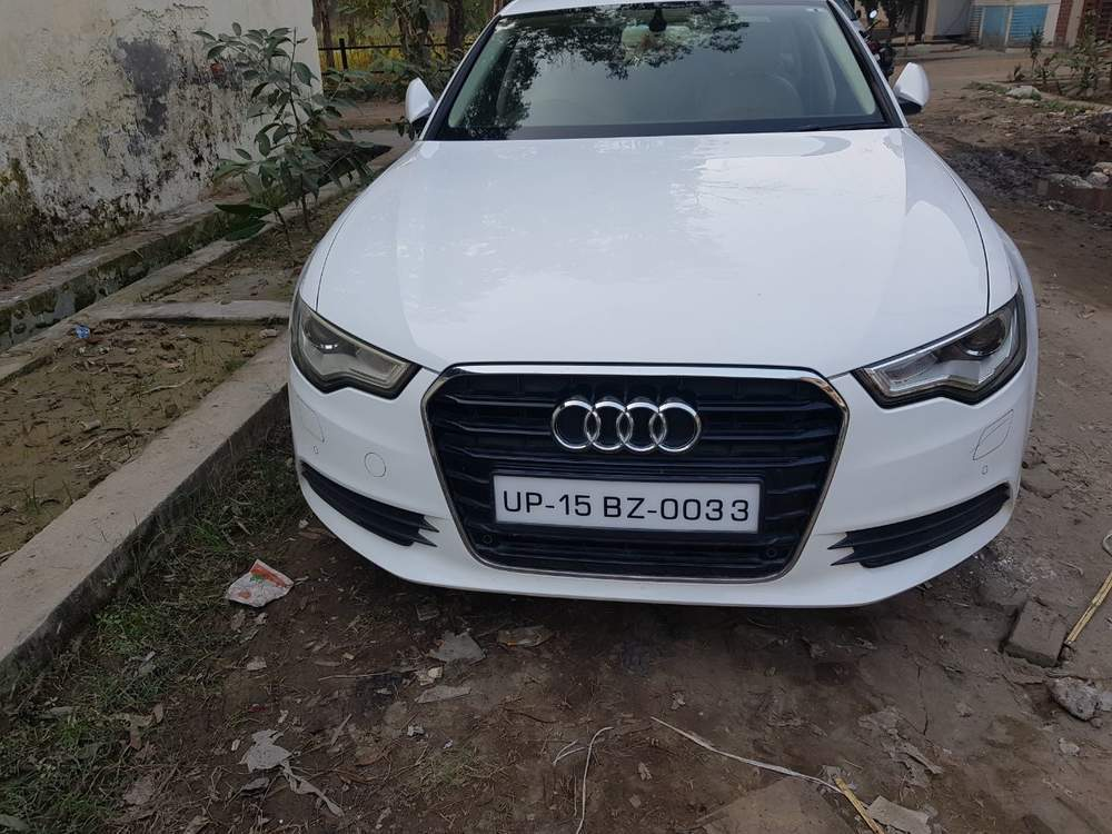 Used Audi A TDI Premium Plus In Meerut Model India At Best - Audi car second hand
