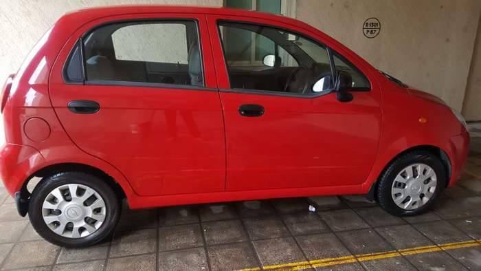 Used Chevrolet Spark 1 0 Ls In Thane 2008 Model India At Best Price