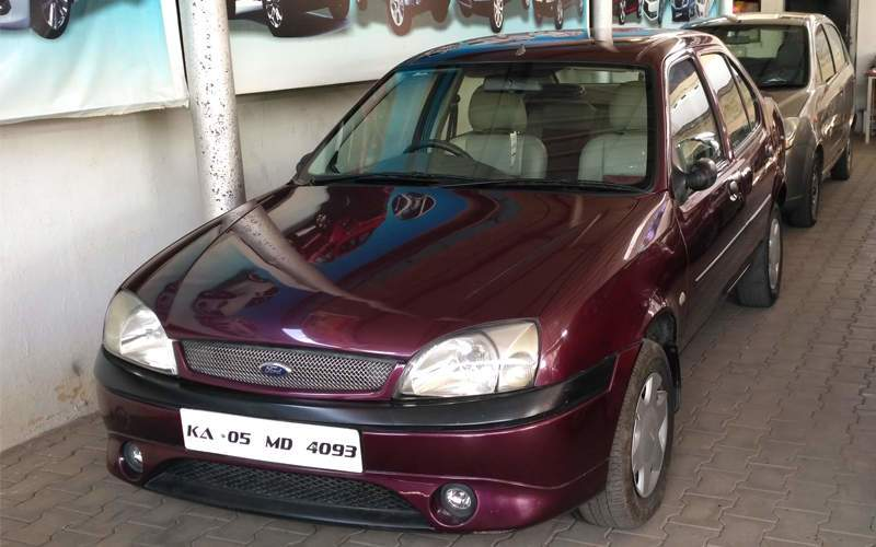 ford ikon  flair  bangalore  model india   price id