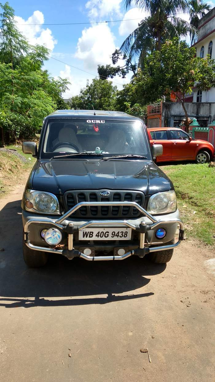 used mahindra scorpio lx bs 4 in bardhaman 2005 model india at best price id 19181. Black Bedroom Furniture Sets. Home Design Ideas