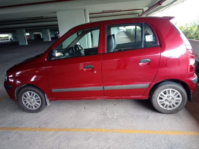 Used Santro Xing Cars In Bangalore