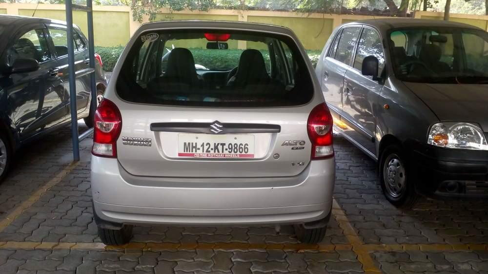 Maruti Suzuki Alto Old Model Price