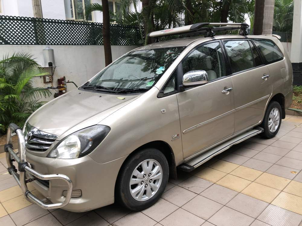30000 Car Loan Payment >> Used Toyota Innova 2.5 VX in Chennai 2010 model, India at Best Price, ID 19278