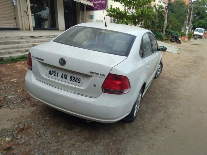 Volkswagen Vento Used Cars In Hyderabad