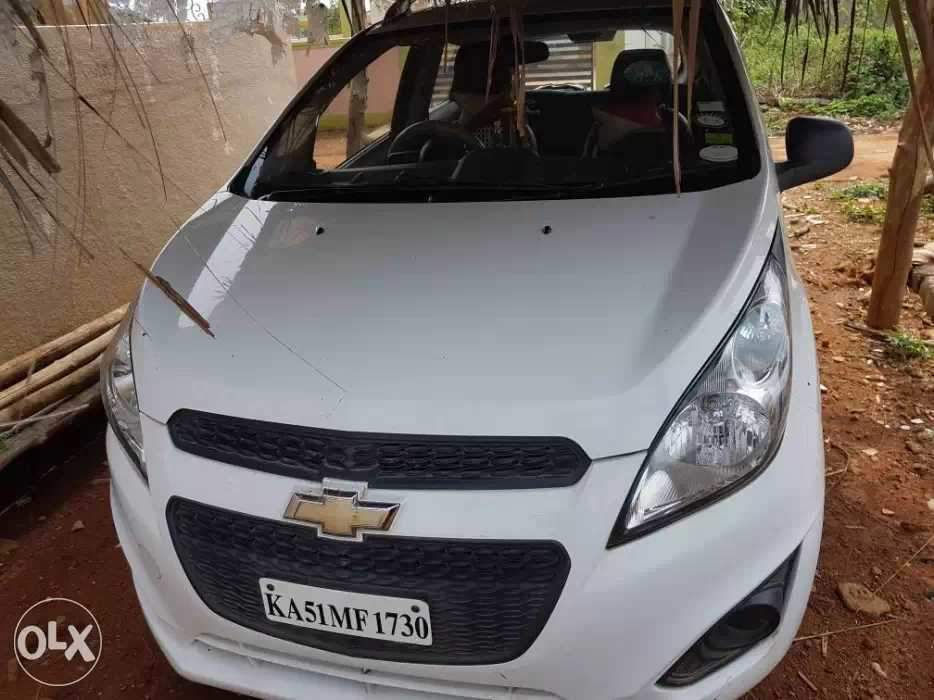 used chevrolet beat cars in bangalore - second hand chevrolet beat