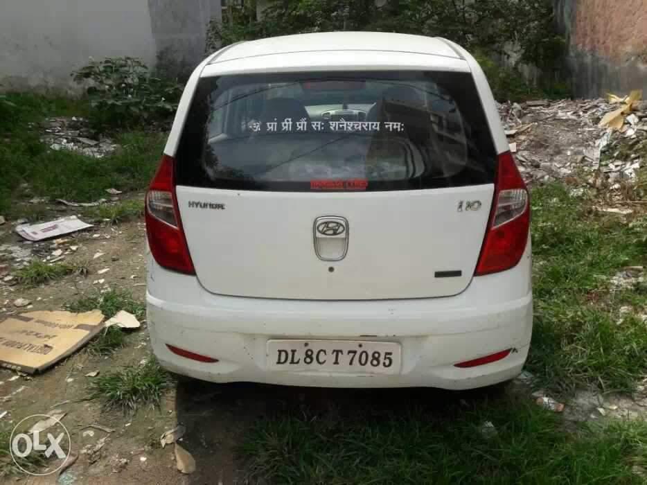 Used Hyundai I10 11 Magna In New Delhi 2011 Model India At Best