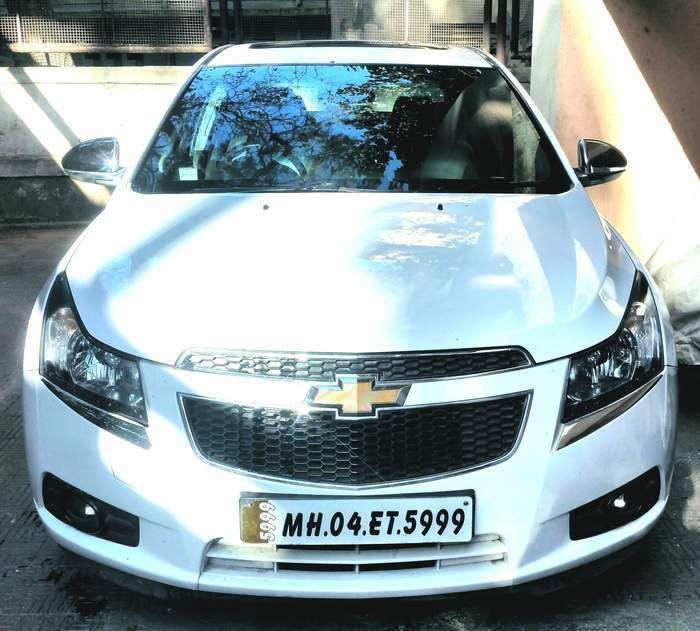 Royal Chevrolet Used Cars: Used Chevrolet Cruze 2.0 LTZ MT BS4 In Mumbai 2010 Model