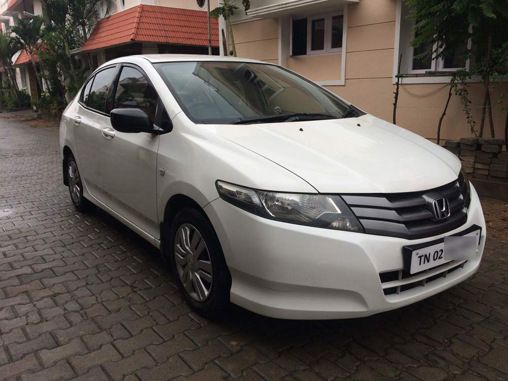 Used Honda City 1.5 S MT In Chennai 2011 Model, India At