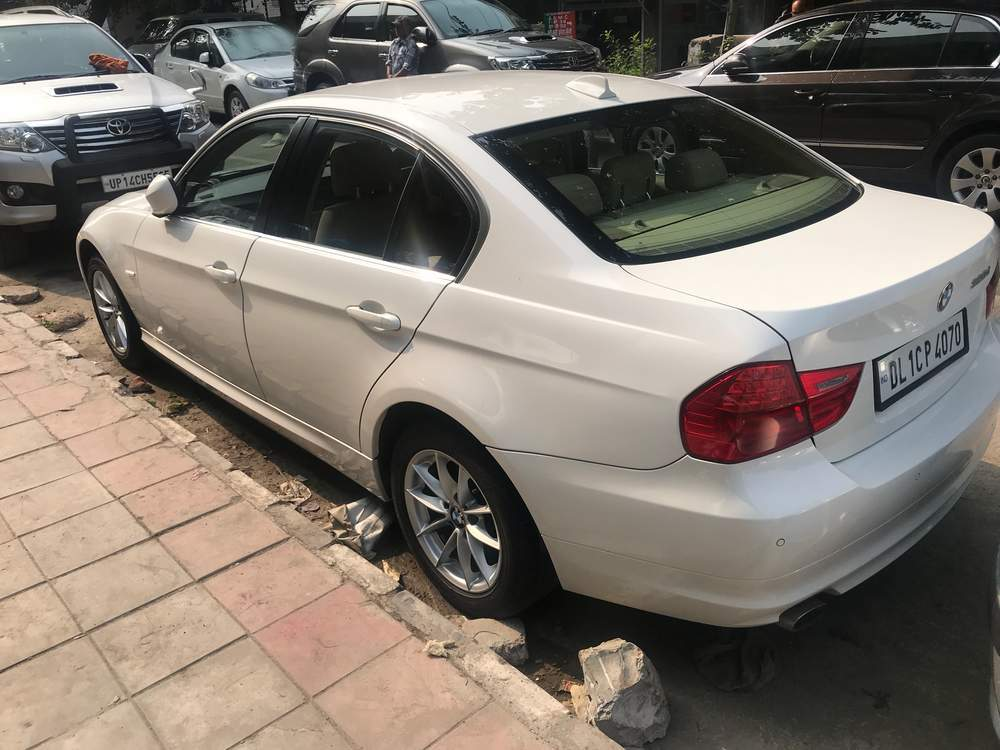 Used BMW Series D In New Delhi Model India At Best - Bmw 2010 price