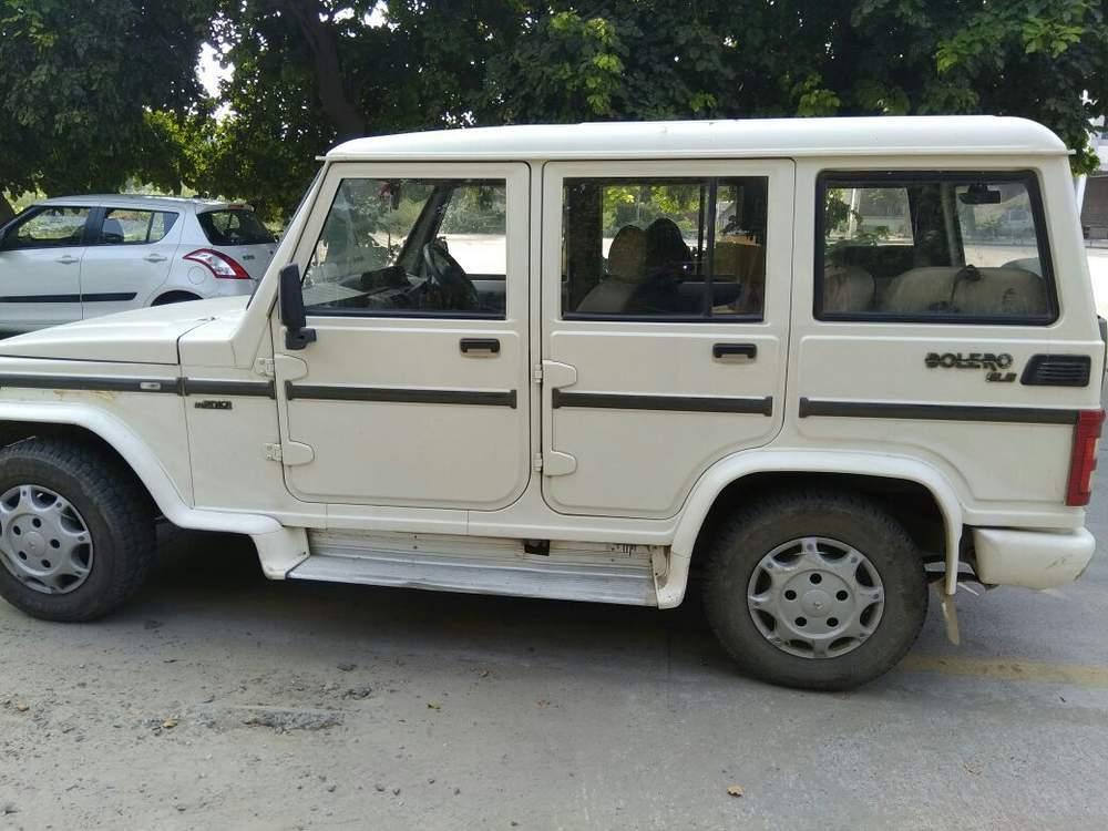 Used Mahindra Bolero Power Plus Sle Bs4 In Faridabad 2013