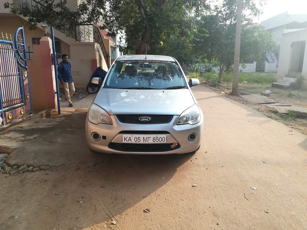Used Ford Fiesta 1 4 Duratorq Zxi In Bangalore 2008 Model India At
