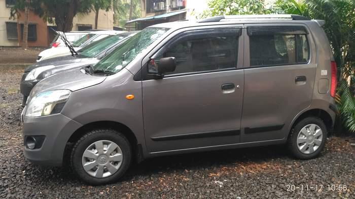 Maruti Suzuki Wagon R Price In Thane