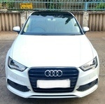 Audi A3 Right Side View