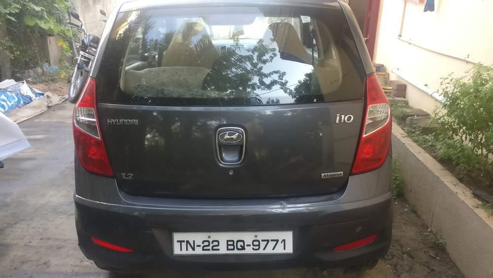Used Hyundai I10 12 Magna Mt In Chennai 2011 Model India At Best