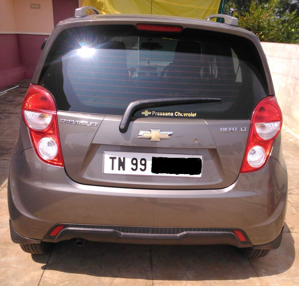 Royal Chevrolet Used Cars: Used Chevrolet Beat 1.2 LT In Mettupalayam 2015 Model