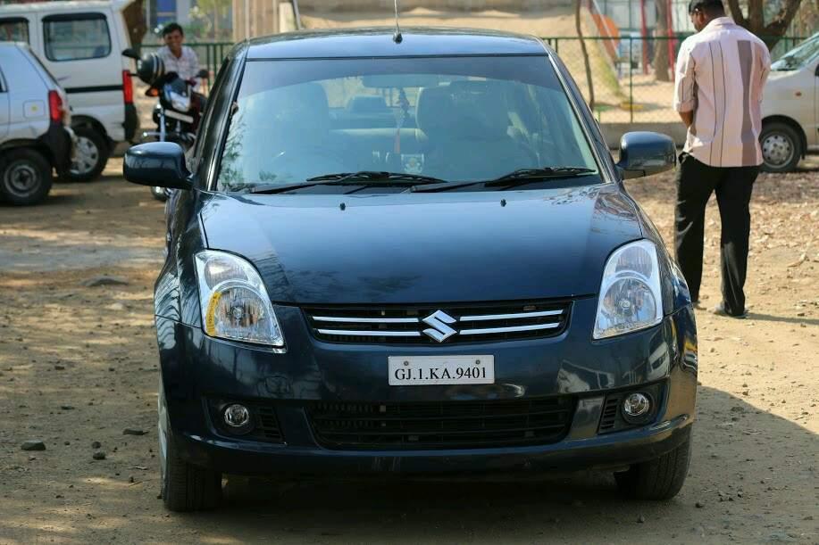 Maruti Suzuki Swift Dzire Rear View