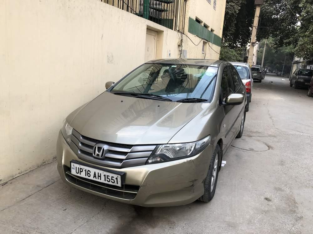 Used Honda City S Mt Petrol In New Delhi 2012 Model India At Best
