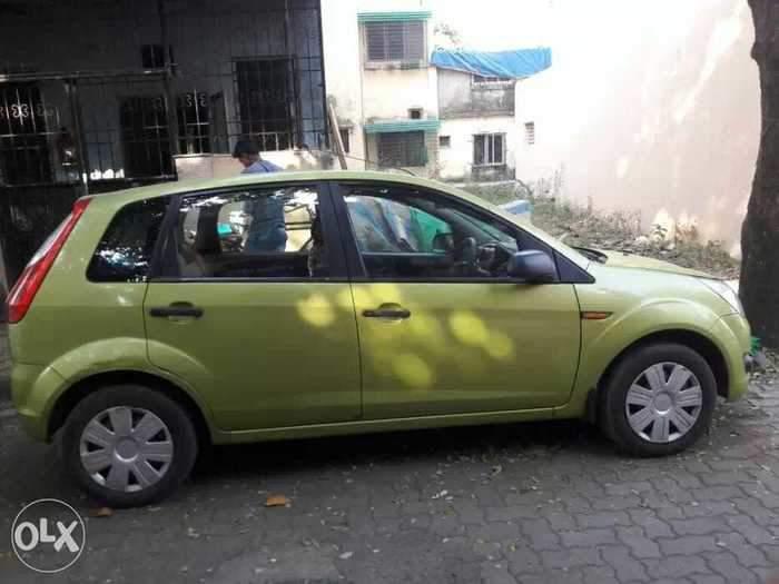 Ford Fiesta Car In Mumbai Olx Fiesta In in Navi Mumbai OLXinFiesta