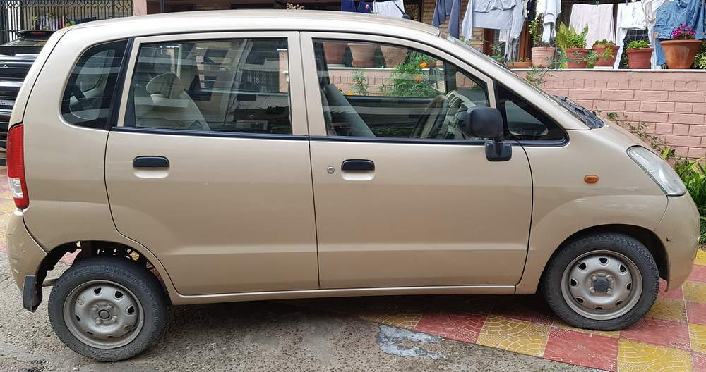 Used Maruti Suzuki Zen Estilo Lxi In Chandigarh 2007 Model India At