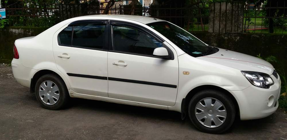 Used Ford Fiesta Classic 1 6 Duratec Clxi In Dehradun 2012 Model