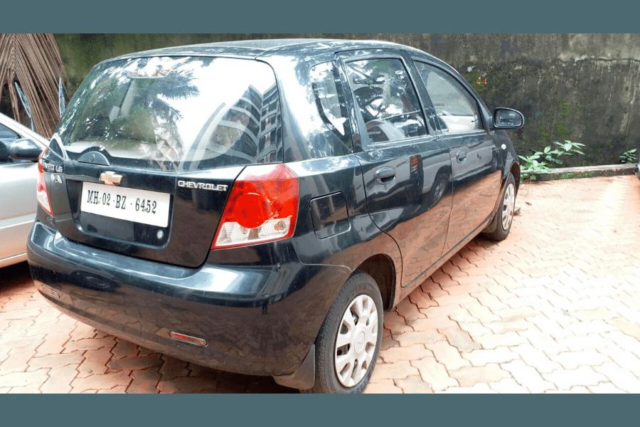 Used Chevrolet Aveo 14 E In Mumbai 2010 Model India At Best Price
