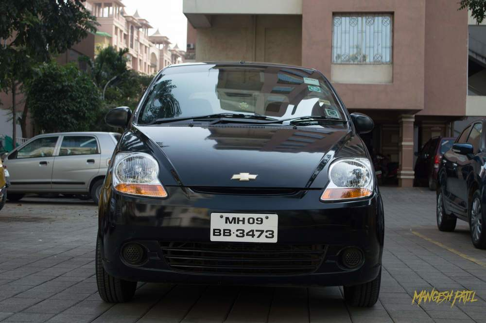Used Chevrolet Spark 1 0 Ls In Pune 2008 Model India At Best Price