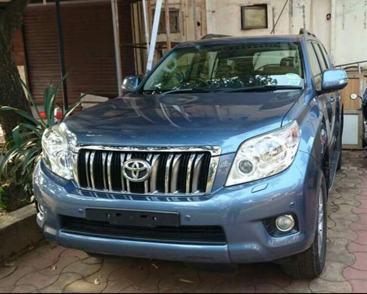 Used Toyota Land Cruiser Prado VX-L in North Goa 2010 model, India