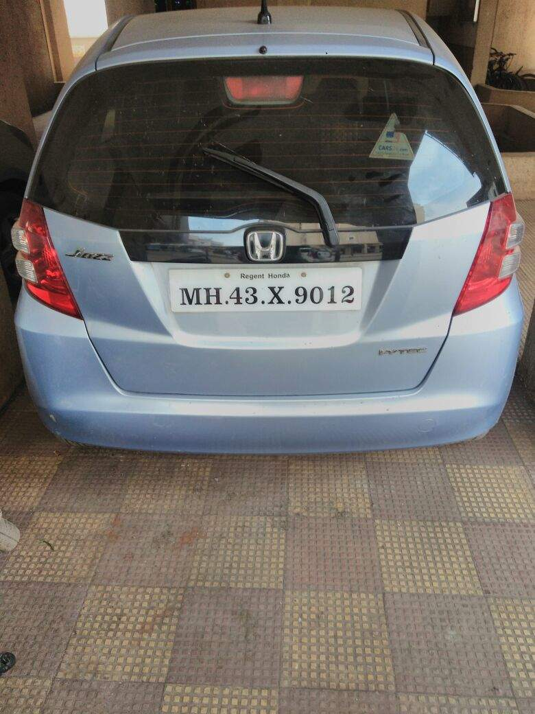 Used Honda Jazz Active In Thane 2009 Model India At Best Price Id