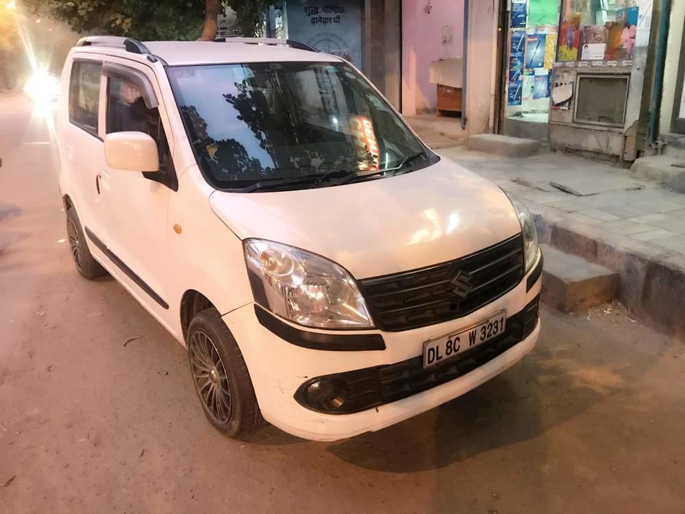 Used Maruti Suzuki Wagon R VXI in New Delhi 2011 model, India at ...