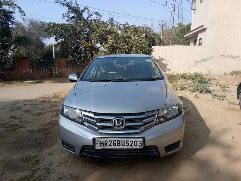 Good Buy Used Honda City 1.5 S MT Car In Gurgaon (2012) ...
