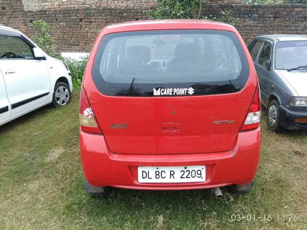 Used Maruti Suzuki Zen Estilo Lxi In Jammu 2008 Model India At Best
