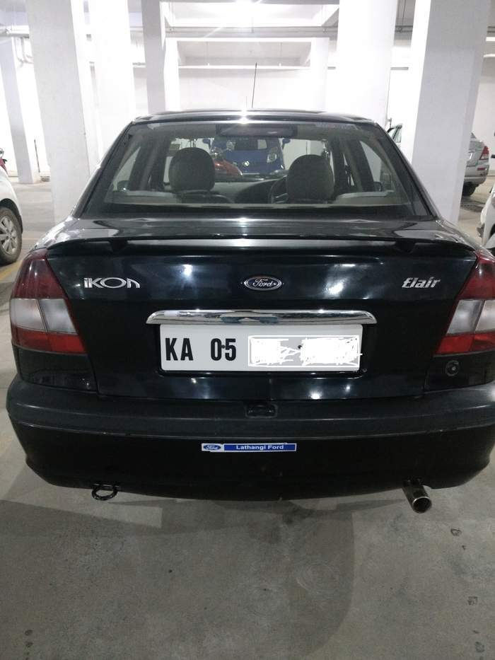 Ford Ikon Used Cars In Bangalore