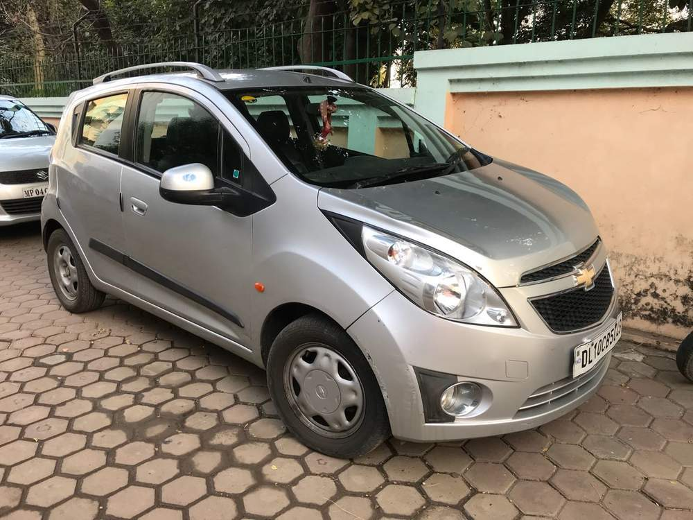 Used Chevrolet Beat 1.0 LT TCDi in New Delhi 2012 model ...