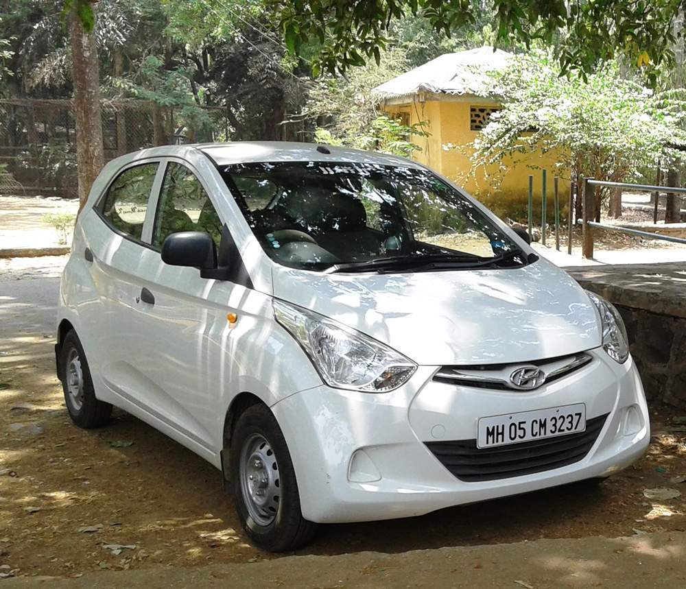 Hyundai Genesis Price Range: Used Hyundai Eon Era Plus In Thane 2015 Model, India At