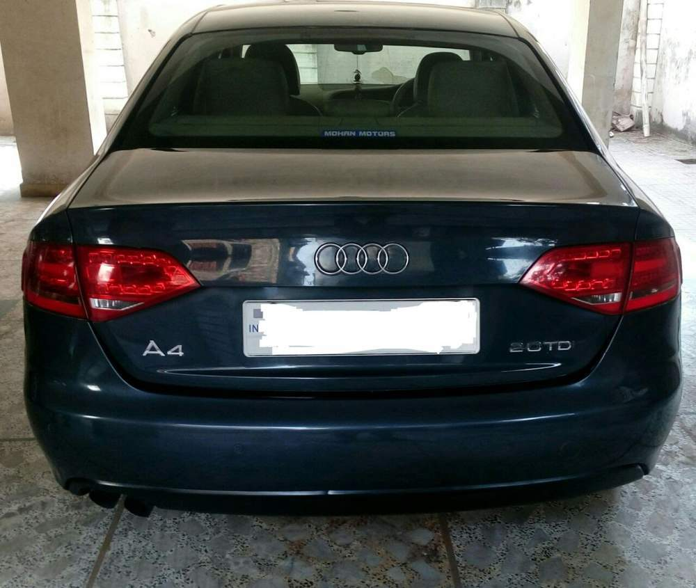 Used Audi A6 2.0 TDI Premium Plus In Kolkata 2011 Model