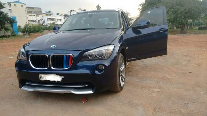 used bmw x1 sdrive 20d sportline in bangalore 2011 model india at best price id 25698. Black Bedroom Furniture Sets. Home Design Ideas