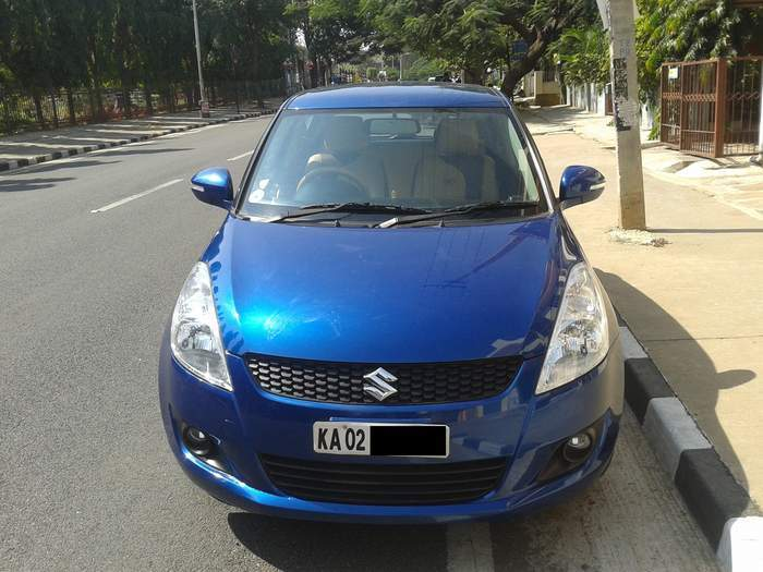 Used Maruti Suzuki Swift ZDI in Bangalore 2012 model, India at Best