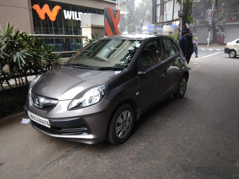 Used Honda Brio S Mt Petrol In Kolkata 2012 Model India At Best