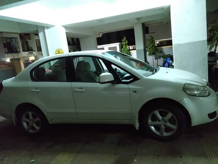 Used Maruti Suzuki Sx4 ZXI MT in Panvel 2007 model, India at Best