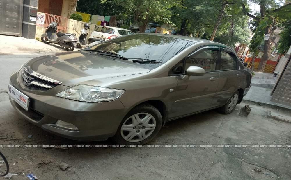 Used Honda City Zx Cvt Petrol In Pune 2007 Model India At Best