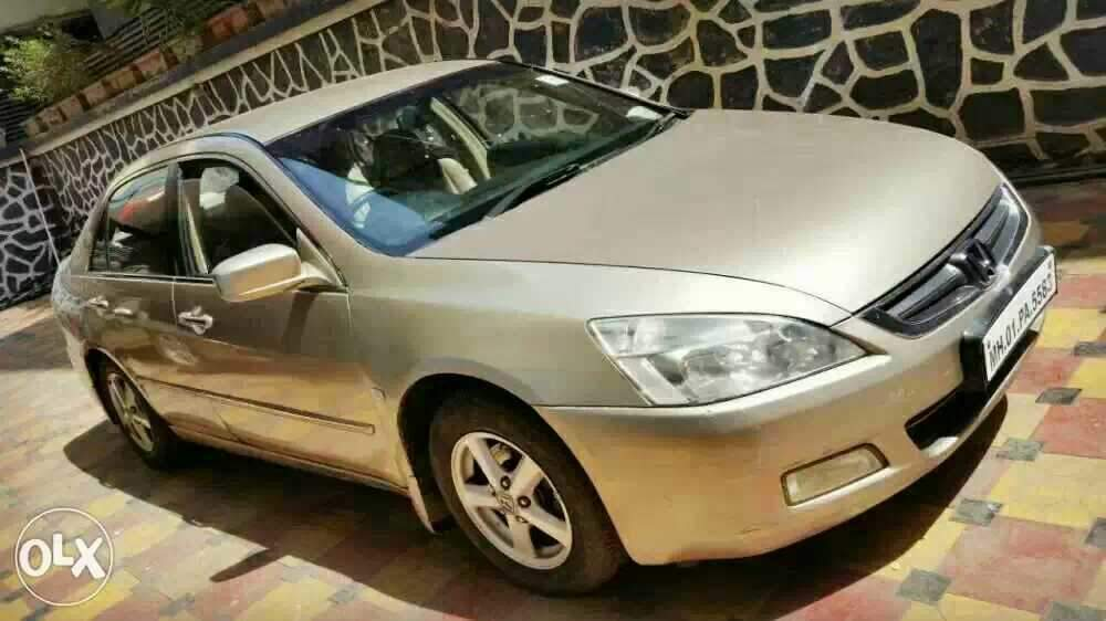 used honda accord 3 5 v6 in kharghar 2005 model india at best price id 26248. Black Bedroom Furniture Sets. Home Design Ideas