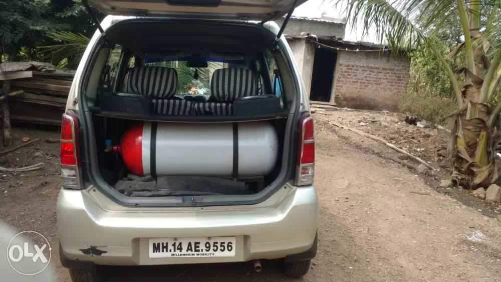 Used Maruti Suzuki Wagon R LXI 1 0 in Pune 2005 model