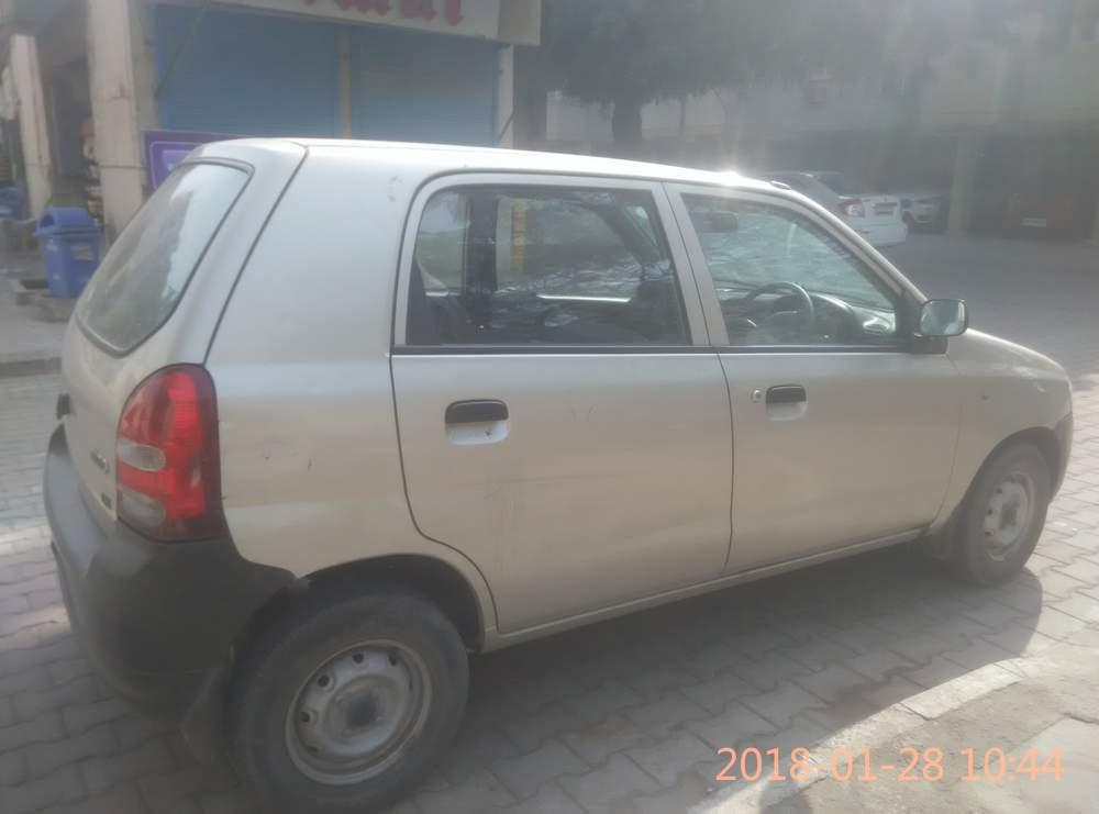 Used Maruti Suzuki Alto LX in New Delhi 2007 model, India at