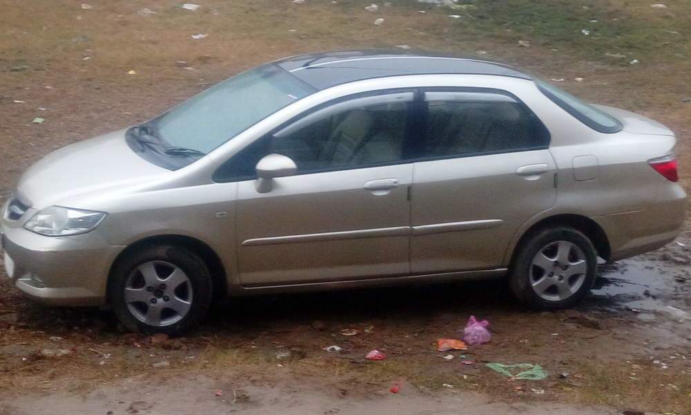Used Honda City 1 5 Gxi In Moradabad 2005 Model India At Best